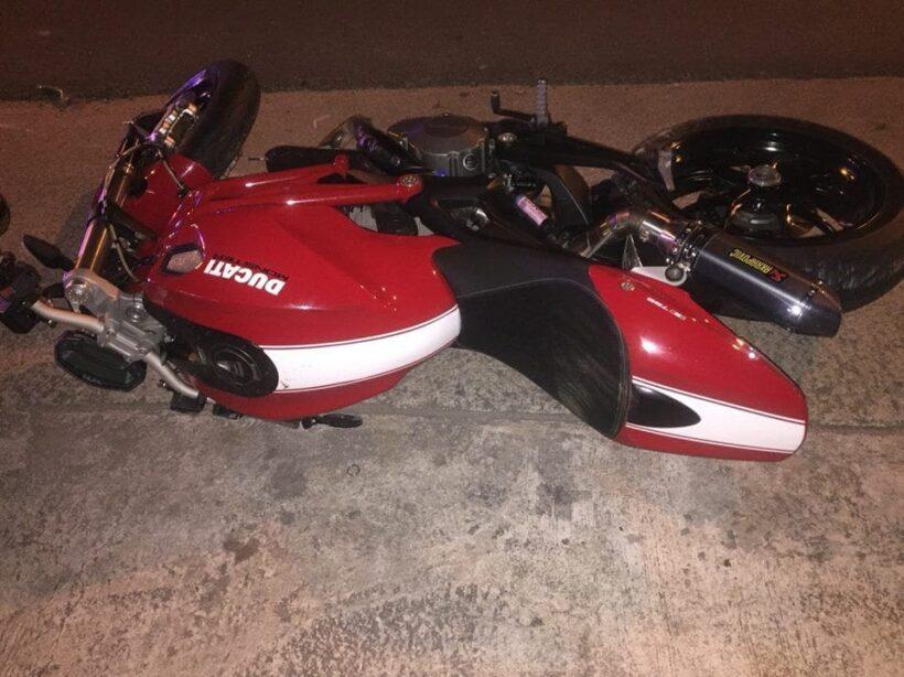 Big Bike rider dies in Phuket road accident | The Thaiger