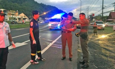Two motorists died in Phuket road accident | The Thaiger