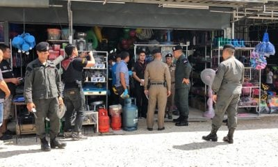 Police suspect insurgents involved in double shooting in Songkhla | The Thaiger