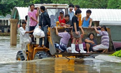80,000 still affected by August floods | The Thaiger