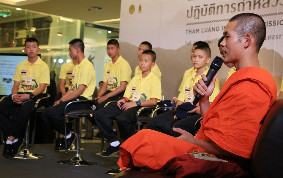Mu Pa boys hope to lead Thailand to World Cup finals | The Thaiger