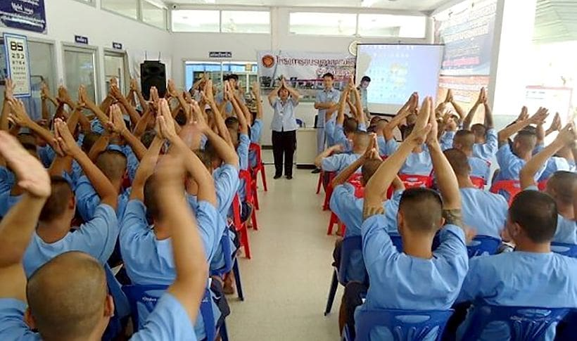 388 suspected tuberculosis cases found at Phitsanulok prisons | The Thaiger