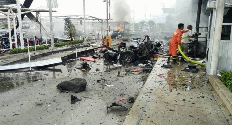 Pattani Big C bombers sentenced to death   News by The Thaiger