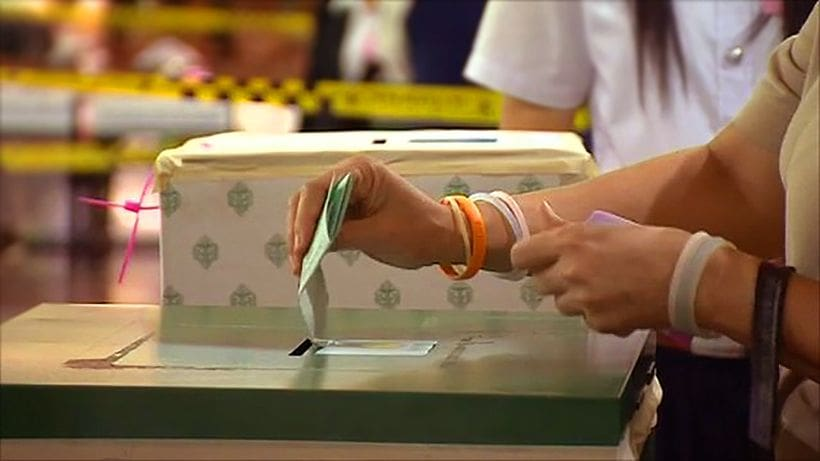 Election between December 11 and May 9 | The Thaiger