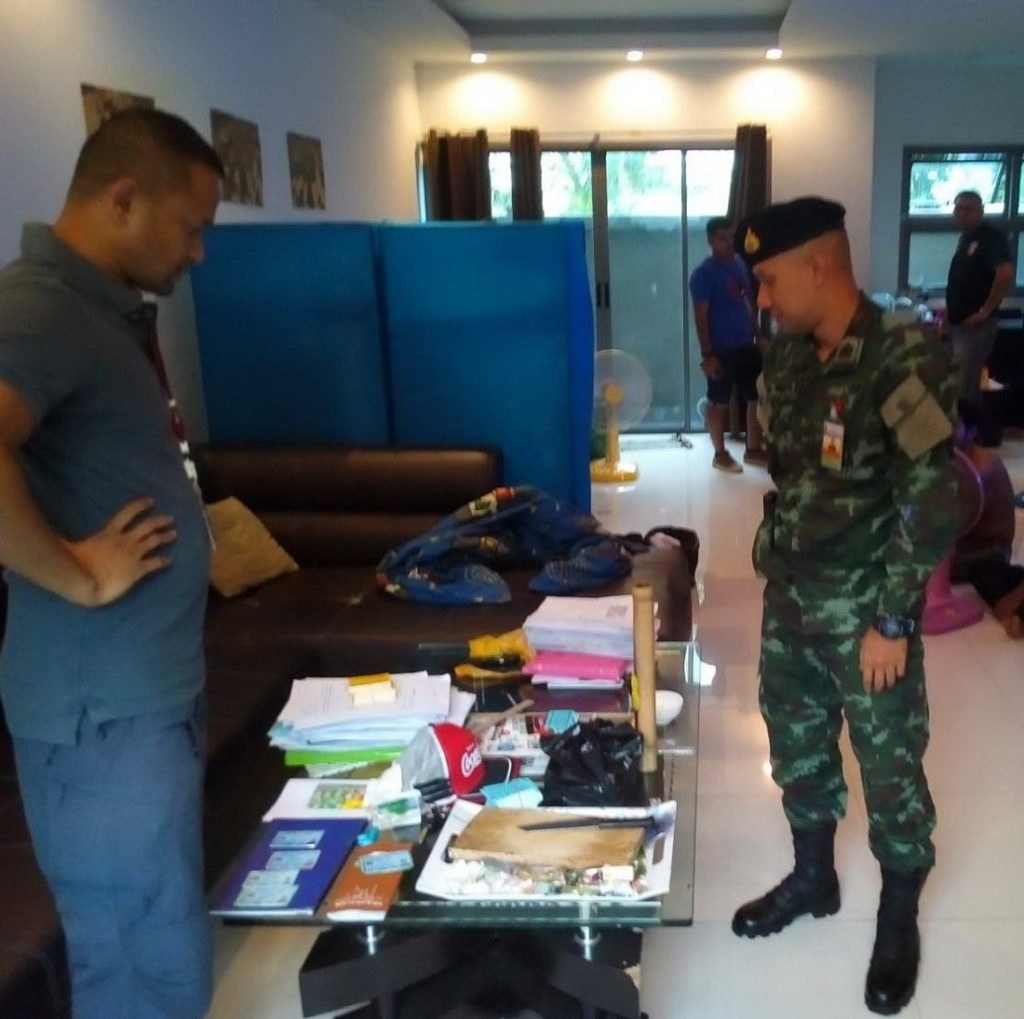 Six arrested in Phuket loan shark crackdown | News by The Thaiger