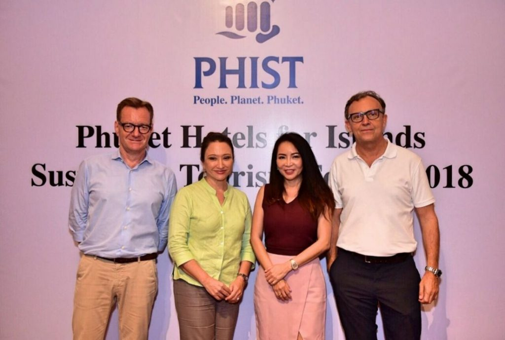 Tourism stakeholders commit to plastic-free future at PHIST | News by The Thaiger