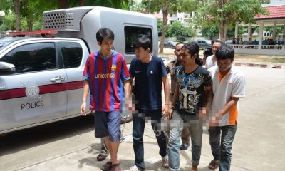 Kanchanaburi mother and her lover arrested over 2015 murder | The Thaiger