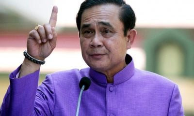 Thai PM at the crossroads | The Thaiger