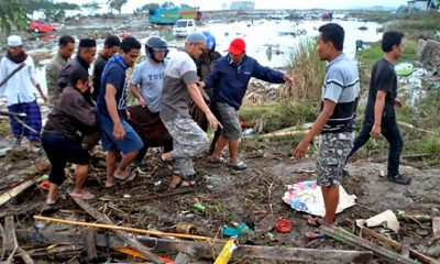 Death toll approaches 400 in Sulawesi earthquake aftermath | The Thaiger