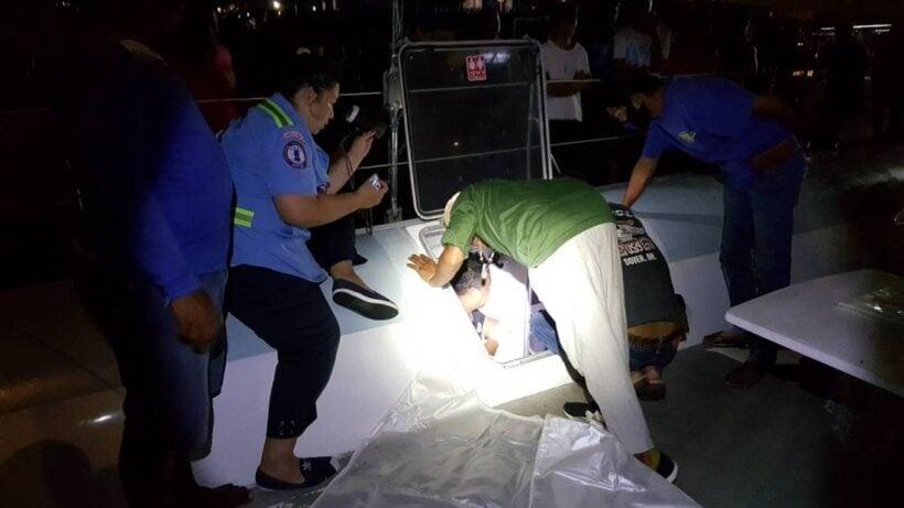 Mechanic found dead on tour boat – Phuket | The Thaiger