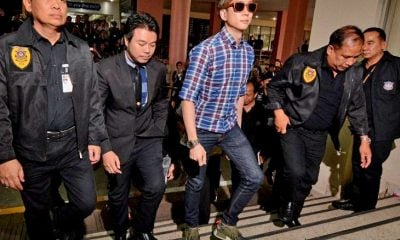 'Benz Racing' jailed seven years over money laundering | The Thaiger