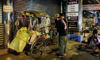 Chiang Mai biker feeding the homeless | The Thaiger