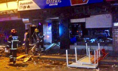 Bangkok laundry explosion – 8 injured | The Thaiger