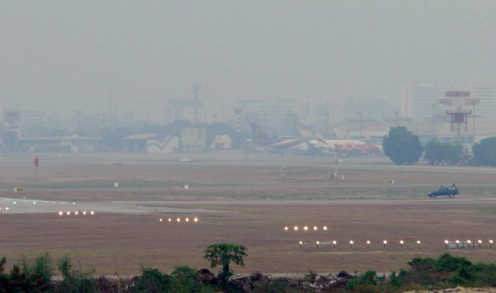 Thailand's air quality measurement standards raise concerns   News by The Thaiger
