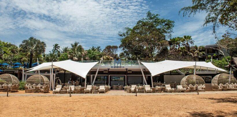 M Beach Club makes waves at Mai Khao | News by The Thaiger