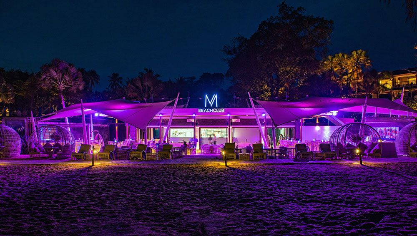 M Beach Club makes waves at Mai Khao | The Thaiger