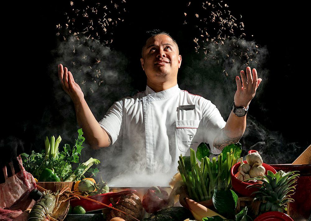 Pavilions Phuket welcomes Chef Rey | The Thaiger