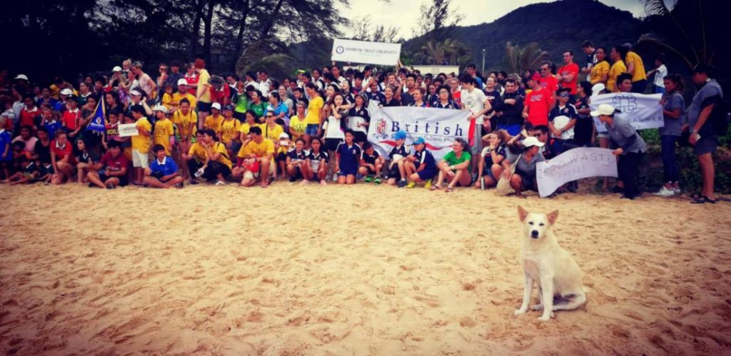 Trash Hero Phuket in World Beach Cleanup Day | News by The Thaiger