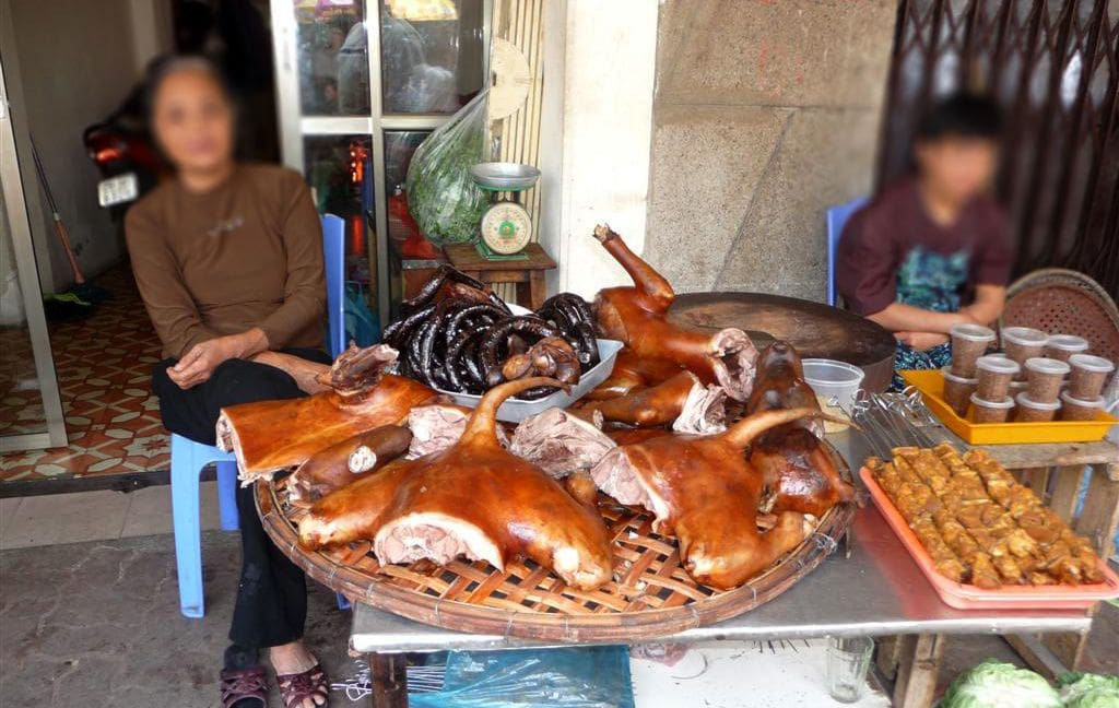 """""""Please stop eating dog meat"""" – Hanoi city government 