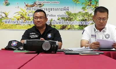 Autopsy results reveal German tourist died from drowning on Koh Phi Phi | The Thaiger