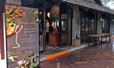 Monsoon Valley Dinner @ Ginja Taste Restaurant, JW Marriott Phuket Resort & Spa | The Thaiger