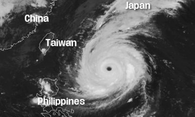 Typhoon Trami predicted to regain strength and hit Japan this weekend | Thaiger