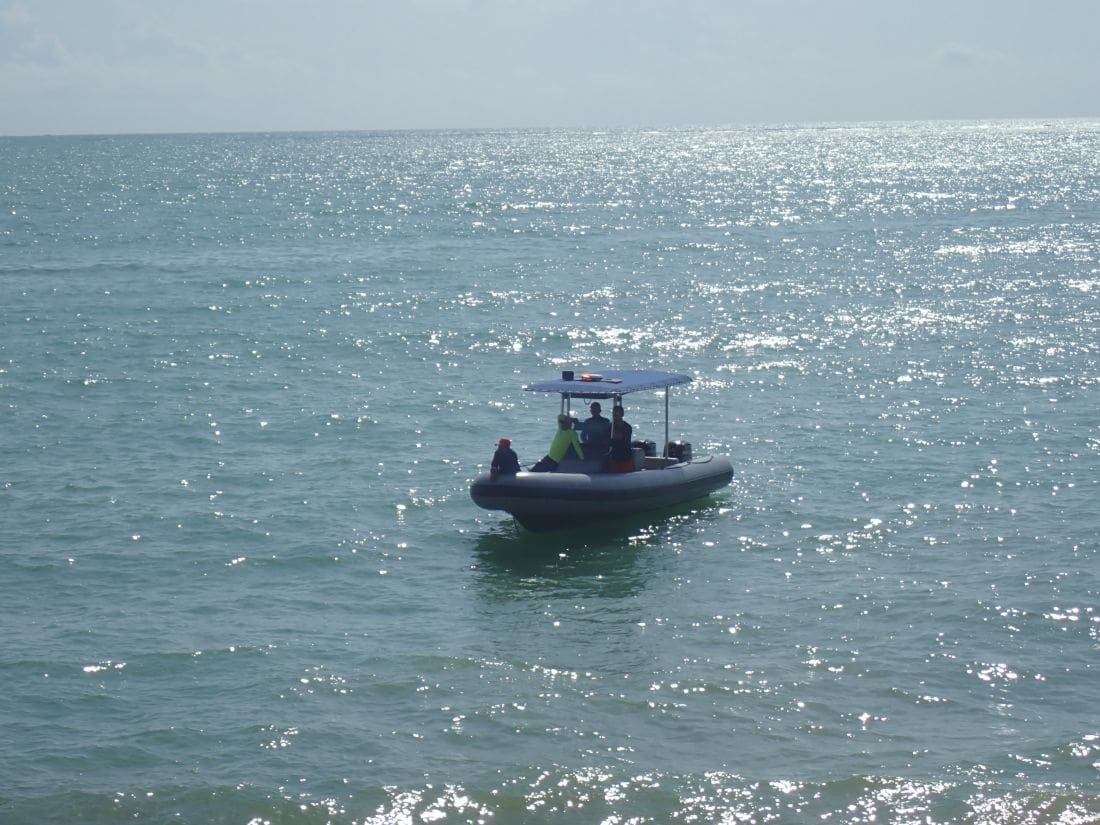 Search continues for four missing fishermen off Phang Nga | The Thaiger