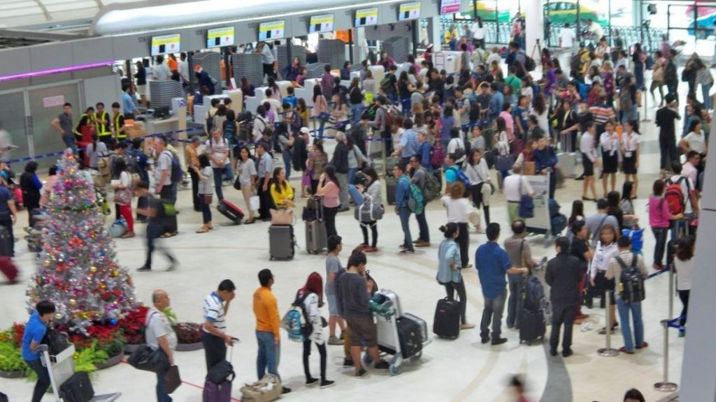 Record first seven months for tourist arrivals   News by The Thaiger