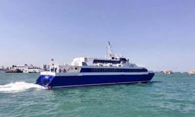 TAT criticises operators of suspended Pattaya-Hua Hin ferry | The Thaiger