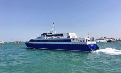 New ferry service between Prachuap Khiri Khan and Sattahip under discussion | The Thaiger