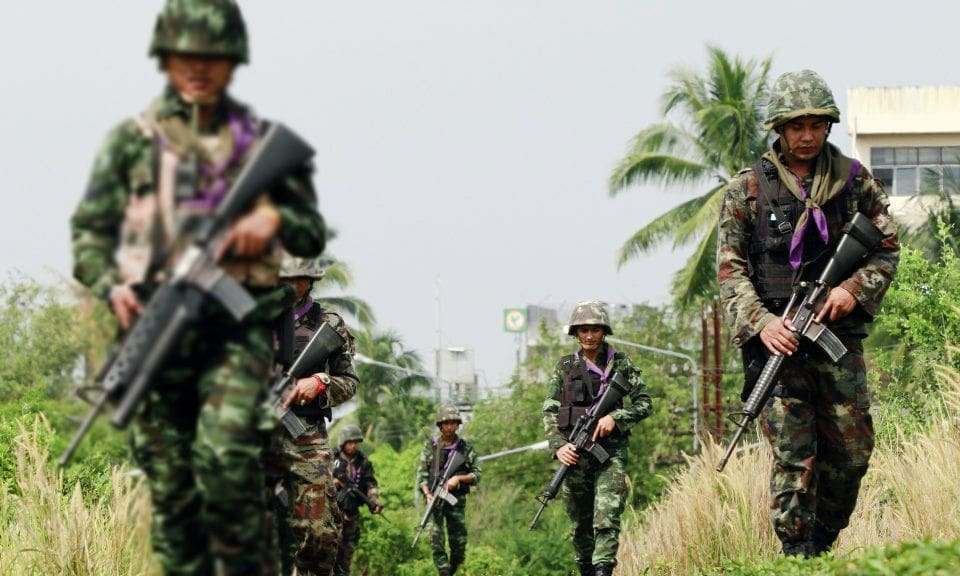 District in Thailand's south declared Special Control Zones | News by The Thaiger