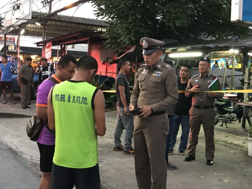 Drug suspect dies after Thalang police return fire | News by The Thaiger
