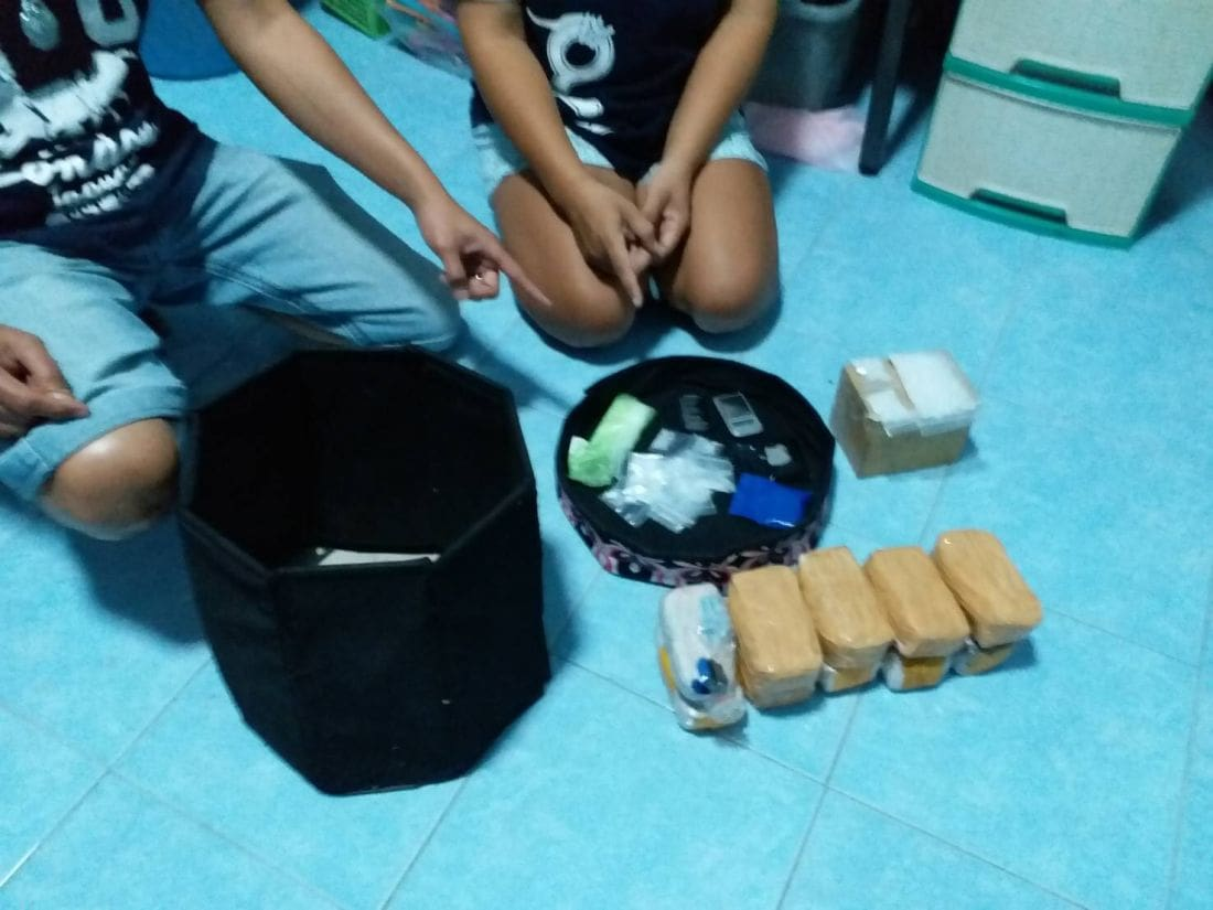 Phuket woman arrested with over 20,000 methamphetamine pills | The Thaiger