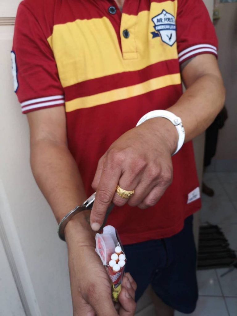 Seven arrested with illicit drugs   News by The Thaiger