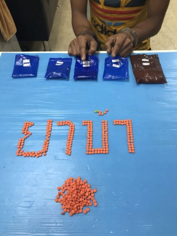 ชุด ชปส.สภ.เมืองภูเก็ต จับกุมผู้ต้องหาคดียาเสพติดได้ 6 ราย | The Thaiger