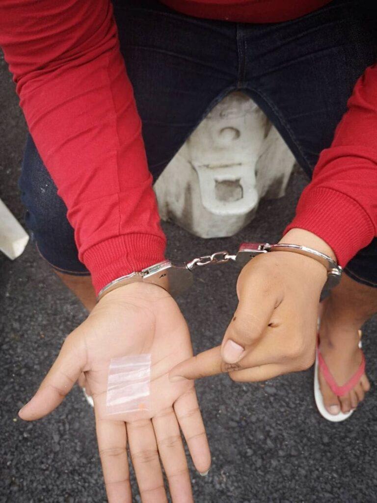 ชุด ชปส.สภ.เมืองภูเก็ต จับกุมผู้ต้องหาคดียาเสพติดได้ 6 ราย | News by The Thaiger