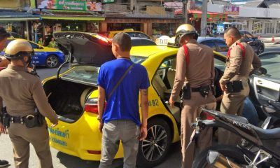 Bangkok cabbie gets surrounded by a gaggle of Pattaya taxi drivers   The Thaiger
