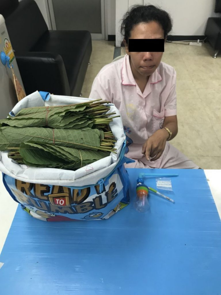 Three Phuket Town locals arrested with illicit drugs | News by The Thaiger