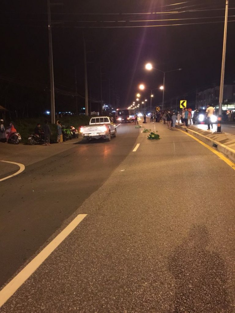 Motorbike rider dies in Phuket road accident | News by The Thaiger