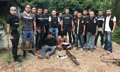 Wanted Krabi gunmen arrested in Nakhon Si Thammarat | The Thaiger