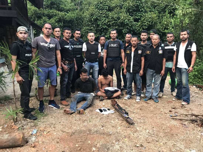 Wanted Krabi gunmen arrested in Nakhon Si Thammarat | The Thaiger