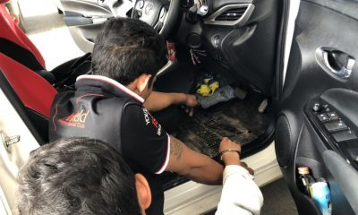 Two arrested with nearly 2,000 methamphetamine pills at Phuket Checkpoint | The Thaiger