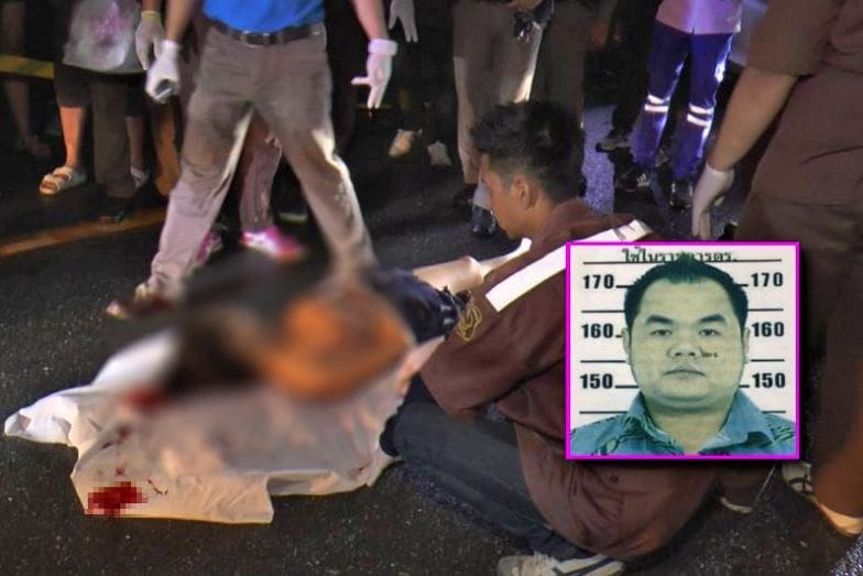 Arrest warrant issued for man over Nakorn Pathom woman's shooting | The Thaiger