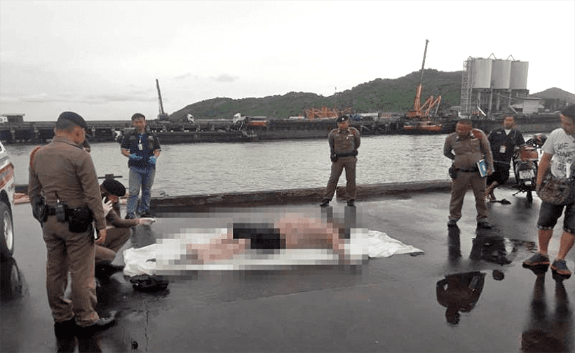 The death of a Canadian found floating off Chonburi remains a mystery | The Thaiger