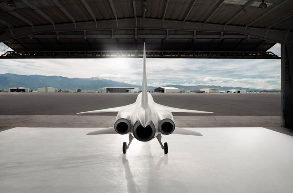 Bangkok to Los Angeles in just over 5 hours. The second supersonic revolution. | News by The Thaiger
