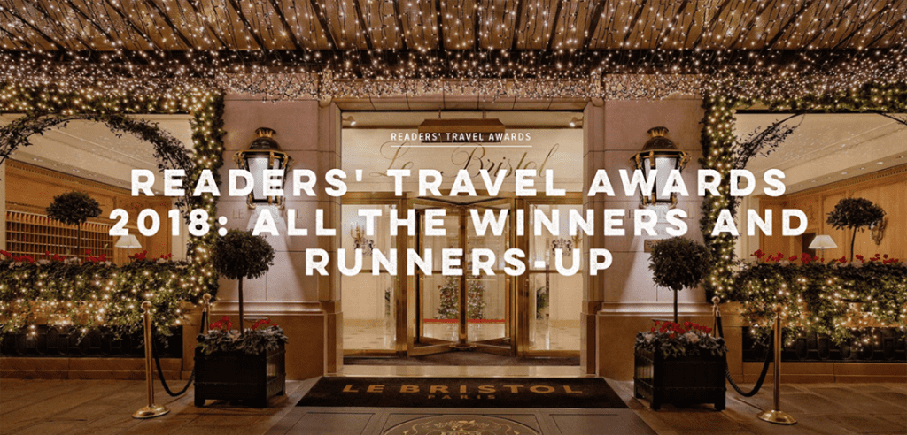 Thailand's winners in the Conde Nast Traveller awards   News by The Thaiger
