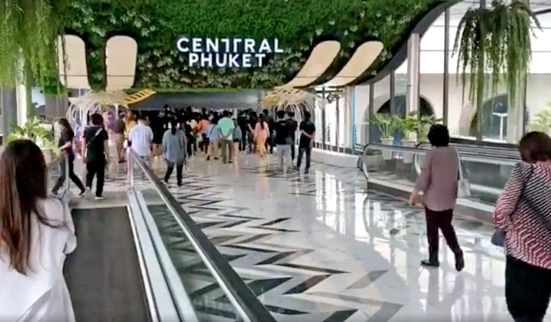 The new Central Floresta is open | The Thaiger