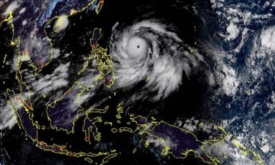 The Philippines and northern Vietnam prepare for typhoons   The Thaiger