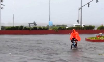 Mangkhut will hit China coast around noon today | The Thaiger