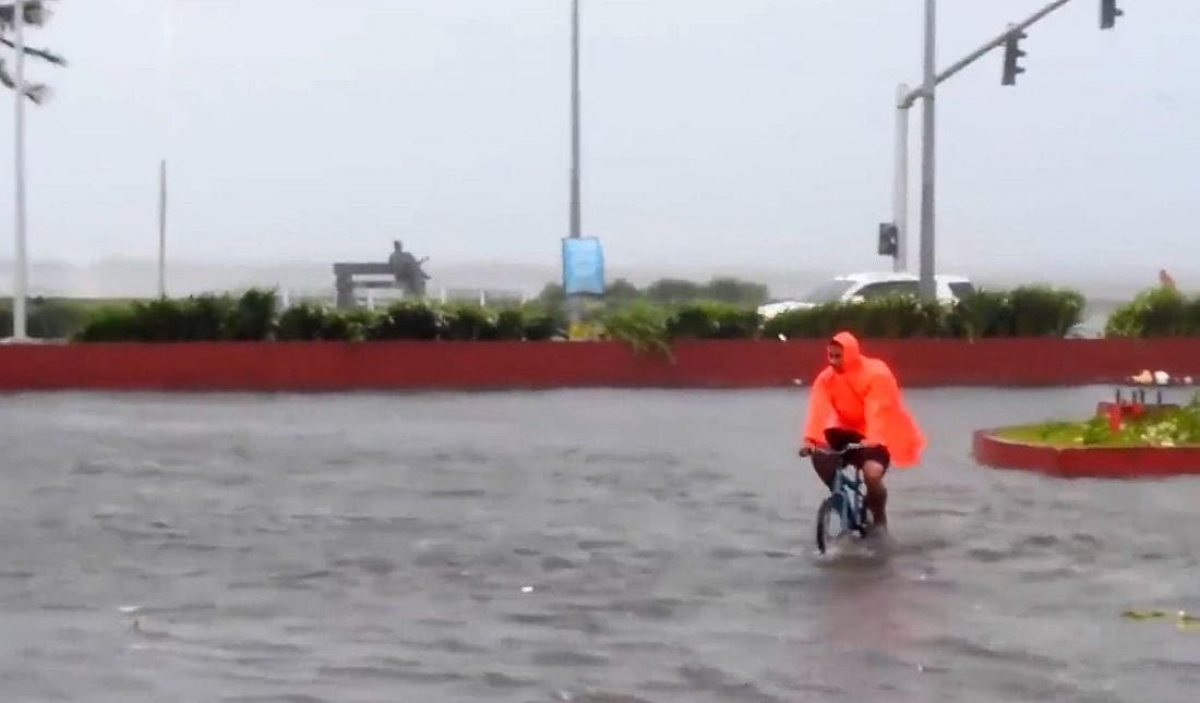 Mangkhut will hit China coast around noon today   The Thaiger
